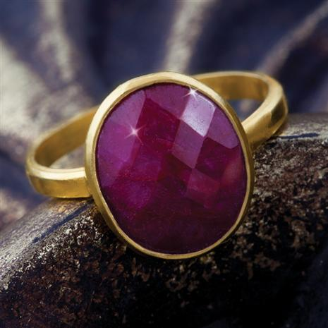 Regalo Ruby Ring