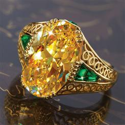 Louis Comfort Tiffany Replica Ring