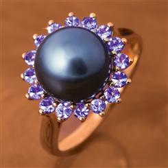 Exotique Tahitian Pearl Ring
