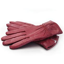 Stauer Womens Leather Gloves