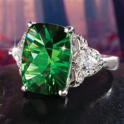 Spirit Lake Helenite Ring