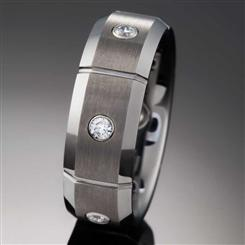 Ragnar Tungsten Ring