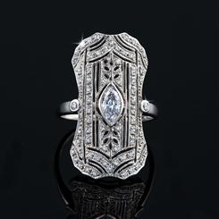 Ingrid Bergman Paris Ring
