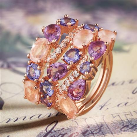 Sensation Gemstone Ring