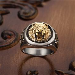Courage Mens Ring