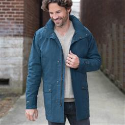 Hampton Explorer Jacket in Navy