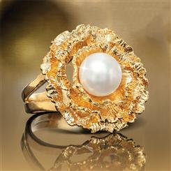 Holy Land Pearl Miracle Ring