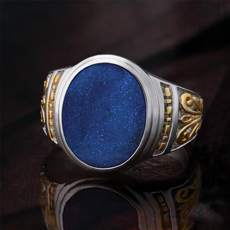 Men's Lapis Majesty Ring